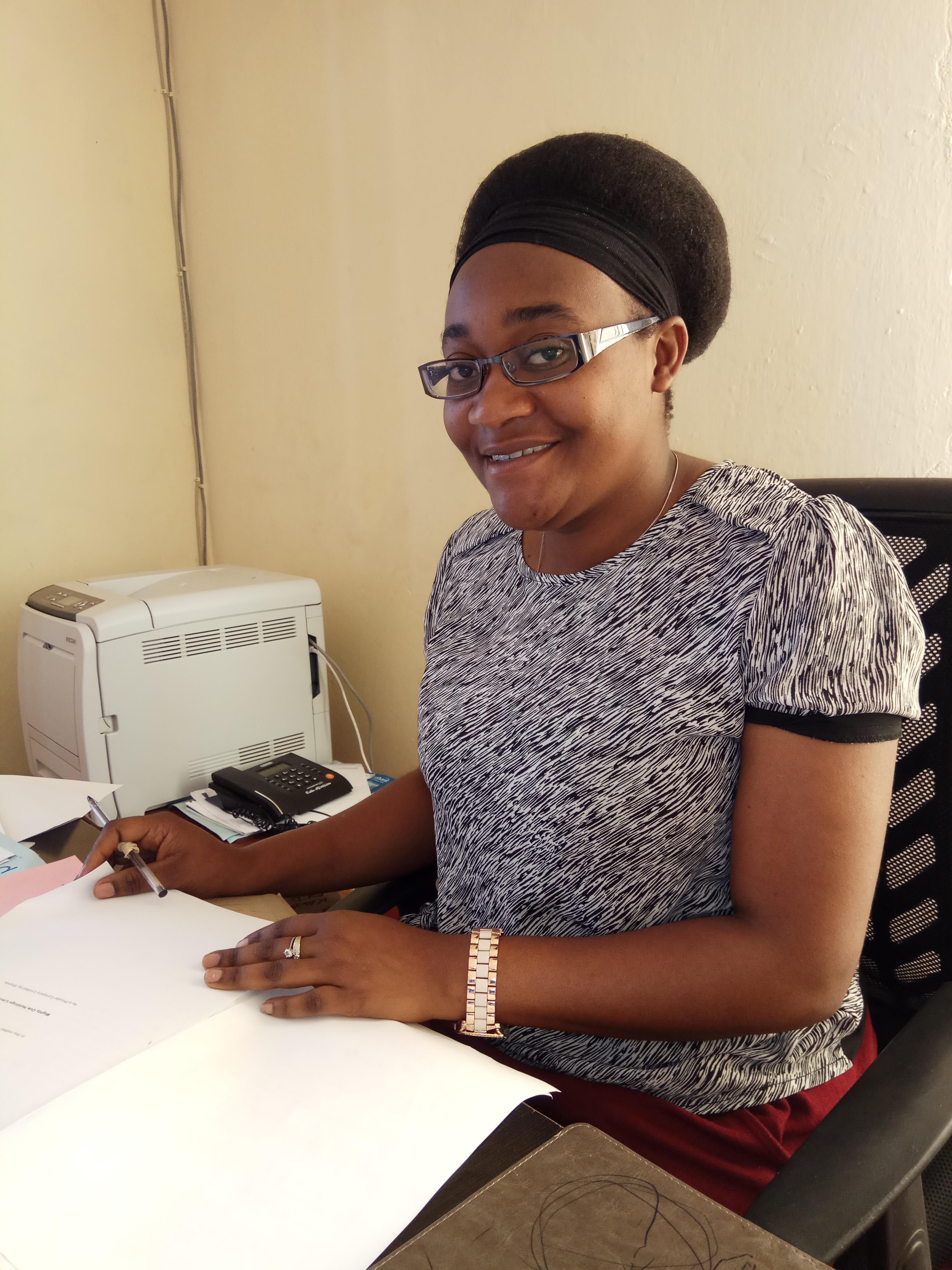 Rabecca Mwafulirwa